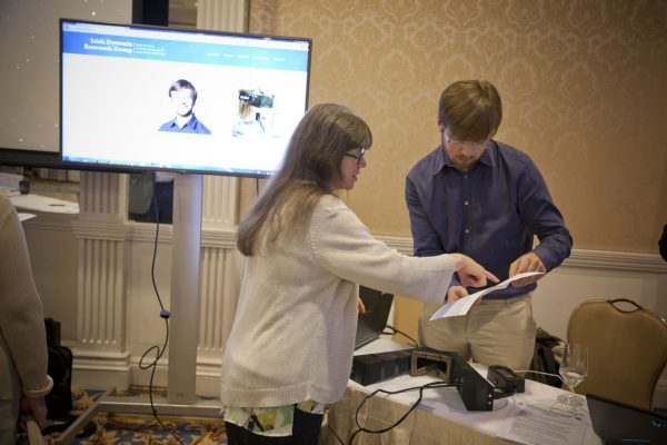 The Irish Dystonia Research Group at the Dystonia Conference: Meet the Experts - An Information Meeting at the Shelbourne Hotel, Dublin, Saturday, 11 June 2016
