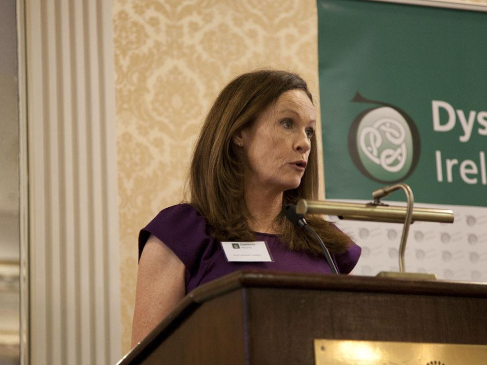 Blepharospasm – Prof. Lorraine Cassidy