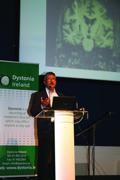 Dystonia Ireland Conference 2012