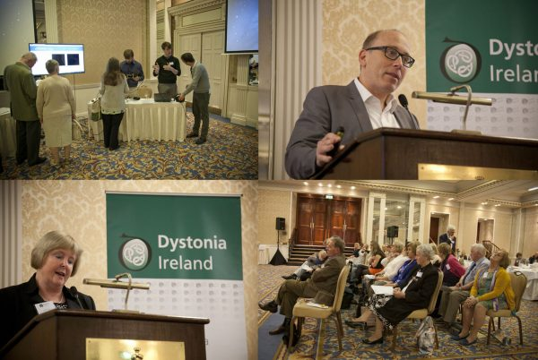 Dystonia Conference Meet the Experts – An Information Meeting Guest Speakers from Europe and Ireland